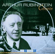 411 // RUBINSTEIN JOUE CHOPIN - CHOPIN FREDERIC  CD NEUF SOUS BLISTER