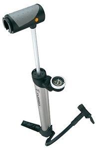 Topeak Turbo Morph G TTM-DG Portable Bike Frame Pump w/160psi Easy to read Gauge