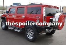 PRE-PAINTED REAR SPOILER FOR 2003-2009 GENERAL HUMMER H2 SUV - MADE IN THE USA!