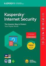Kaspersky Internet Security 2018 5PC 1 year
