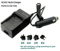 Battery Charger for Canon NB-2LH NB-2L BP-2L5 E160814 EOS 400D 350D G9 G7 new
