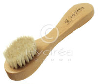 FACE BRUSH - Exfoliating & Cleansing Soft Facial Pore Cleanser by Hydrea London