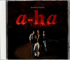 A-HA / MEMORIAL BEACH JAPAN CD OOP