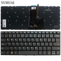 New Lenovo IdeaPad 320-14AST 320-14IAP 320-14ISK 320S-14IKB Keyboard US Backlit