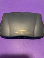 Franklin Spelling Ace with Thesaurus Sa-206 Portable Electronic Accessory