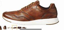 Cole Haan Mens Grandpro Runner Sneaker Sneakers Camel Brown Leather Size 10.5