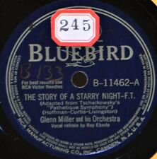 Glenn Miller The Story of a Starry Night Bluebird 78 11462 NM Skylark Nice Vocal