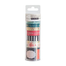 Floral 2 Crafting Tape Tube By Recollections496414 NEW