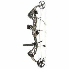 Bear Archery AV04A110A7R Paradox RTH Bow - True Timber Strata