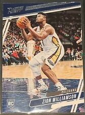 Zion Williamson 2019-20 Panini Chronicles PRESTIGE Rookie Card (no.60)