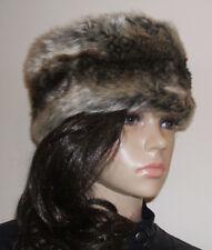 Bnwt Primark Finta Pelliccia COSSACK Stile Russo Inverno Sci Cappello MISTO  toni Elegante 6c2f42d826e1