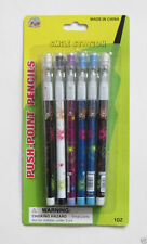 12 Fireworks Push Point Pencils 4th of July Party Goody Loot Bag Favor Supply