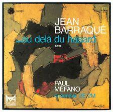 JEAN BARRAQUE / PAUL MEFANO - ...au delà du hasard (1959) - LP Astrée