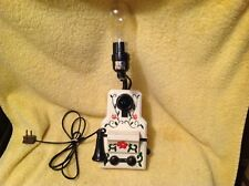1950's Porcelain/ceramic kitchen box Telephone Wall Mount/sconce Lamp~NO SHADE