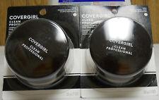 2 CoverGirl Clean Professional Loose Powder Normal Skin #105 Translucent Fair