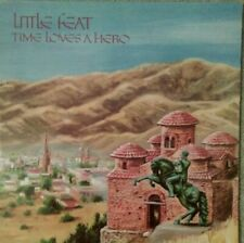 Little Feat ‎– Time Loves A Hero  K56349 Vinyl, LP, Album A1 B1 Matrix
