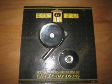 Harley Custom Chrome Brake pivot cover fxst 84 & later fxwg 83-86 softail