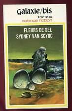 SYDNEY VAN SCYOC: GALAXIE/BIS N°33. OPTA. 1974.