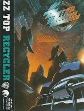 ZZ TOP RECYCLER CASSETTE Warner Bros. 7599-26265-4,WX 390C Blues Rock Pop Rock