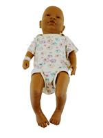 Diana 1995 Anatomically Correct Black African American Newborn Baby Girl Doll
