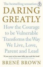 NEW Daring Greatly by Brene Brown Paperback (Free Shipping)