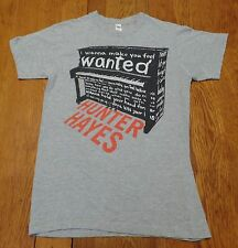 #2701-6 Hunter Hayes I Wanna Make You Feel Wanted Graphic T-Shirt W-S