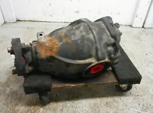 03-05 Mercedes-Benz CLK320 Coupe Rear Differential Carrier OEM 3.27 Ratio