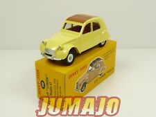 EOUV voiture 1/43 réédition 558 DINKY TOYS Atlas : 2CV CITROËN Modèle 61