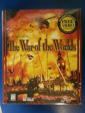 PC GAME Jeff Wayne's The War of the Worlds 1998 BRAND NEW FACTORY SEALED