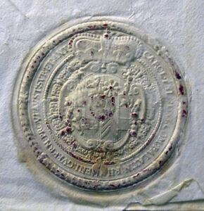 Brief von Pfalzgraf Karl III. Philipp an Johann von Herbst(enburg), 1708