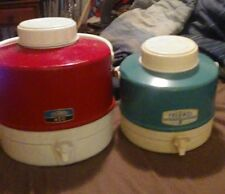 Lot of (2) Vintage Thermos Picnic Jugs