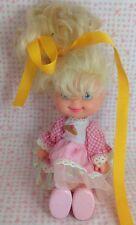 Vintage Mattel Cherry Merry Muffin Berry Pink Blonde 1988 Series 1