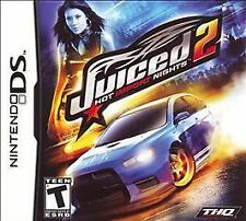NINTENDO DS Juiced 2: Hot Import Nights - BRAND NEW AND SEALED