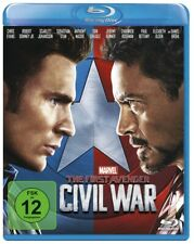 Anthony Russo - The First Avenger: Civil War, 1 Blu-ray