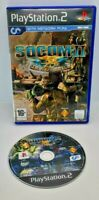 SOCOM II: U.S. Navy SEALs Video Game for Sony PlayStation 2 PS2 PAL TESTED