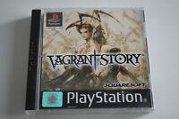 Vagrant Story PS1 Playstation 1 PAL SQUARE