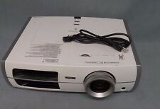 Epson PowerLite Home Cinema 8350 Projector H373A / Used /( issue ) /Read please