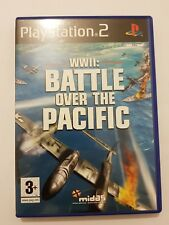 WWII:BATTLE over the PACIFIC PS2 pal España y completo