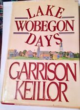 Lake Wobegon Days, Garrison Keillor, Hardcover 1985  Small Town Life Humor