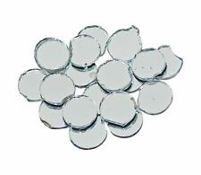 Mini Mirrors Round Shape Small Mosaic Tiles Craft Decorative DIY 150 Pcs MR06