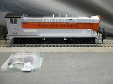 Weaver O Scale Western Pacific VO-1000 Locomotive w/Rail Sounds