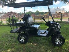 New 4 Seat Golf Cart -- Lithium Battery -- Loaded with Options
