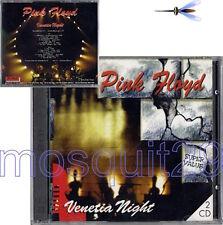 "PINK FLOYD ""VENETIA NIGHT"" RARE 2 CD ITALY LIVE 1989 - SEALED"