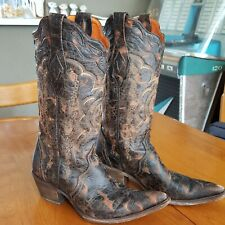 Cuadra Women's Cowboy Boots Size 8