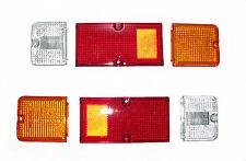 SUZUKI SJ413 SJ410 BRAKE TAIL LIGHT LAMP LENS LEFT & RIGHT JIMNY SAMURAI SIERRA