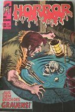 "DC-Comic Horror Nr. 49 ""Aus dem Reich des Grauens"" (1976) Zustand: 2-3"