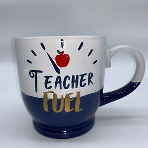 Teacher Oversize Coffee Mug Teacher Appreciation gift Large Coffee Fuel Cup