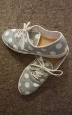 Hotter Deck Shoes Canvas Casual Flats for Women