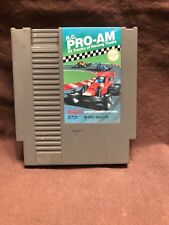 Vintage R.C. Pro-Am Game For Your Nintendo OG NES Tested