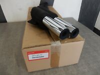 Auspufftopf Silencer Honda XL600V Transalp BJ.97-99 New Neu